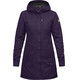 Fjällräven Kiruna Padded Parka Women Alpine Purple